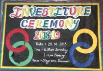 Investiture Ceremony - Primary