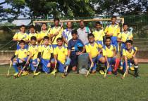 Hockey DSO & Nehru Cup U-14 II Place