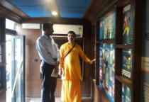Bhagavad Geeta On Wheels At NHPS