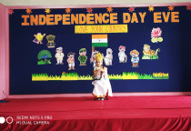 Independence Day Eve -  Pre-Primary