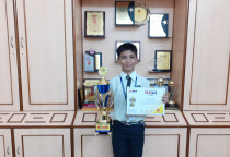 Abacus- 16th State Level Comp