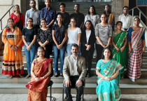 Felicitation Of AISSCE Toppers