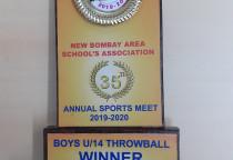 NMASA Annual Sports Runner Up