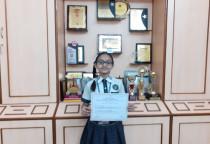 CBSE Story Telling Competition : Regional Level Winner