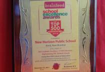 School Excellence Award