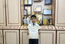 Achiever In 33rd National Open Chess Championship 2019