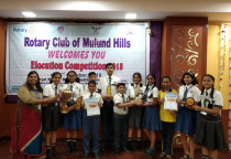 Rotary Club Elocution Competition