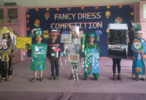 Fancy Dress Competition- Pre-Primary