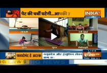 Astha Agarwal On India TV