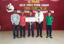 CBSE Zonal Table Tennis Competition