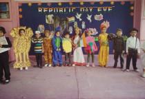 Republic Day Eve - Pre Primary