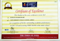 Times NIE Student Of The Year