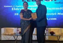 Eldroke India- Award