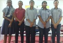 DSO Chess Tournament At NHPS Airoli