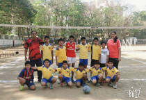 NMASA Volleyball
