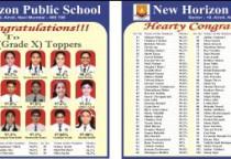 School Toppers - Grade X