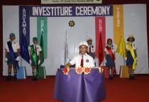 Investiture Ceremony : Primary