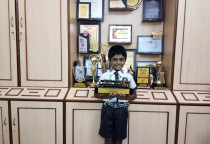 Spell Quest India- National Level Achievers