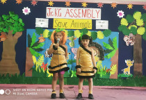 Save Animals -  Jr K.G