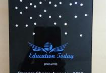 Education Today-Parents Choice Award