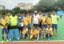 Nehru Cup Hockey Runner Up