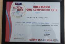 Inter School Quiz