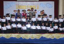 Sr KG Graduation Day