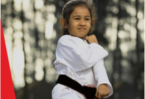 Youngest Black Belt In Karate