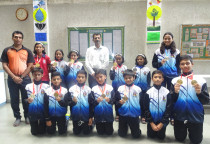 Wushu Championship Qualified For National