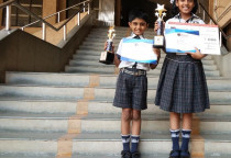 Achievers In National Championship Of Maze Of Words