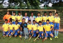 Hockey DSO & Nehru Cup  U-17 II Place