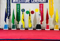 Investiture Ceremony - Secondary