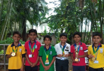 Winners Of Grassroot Football Fiesta